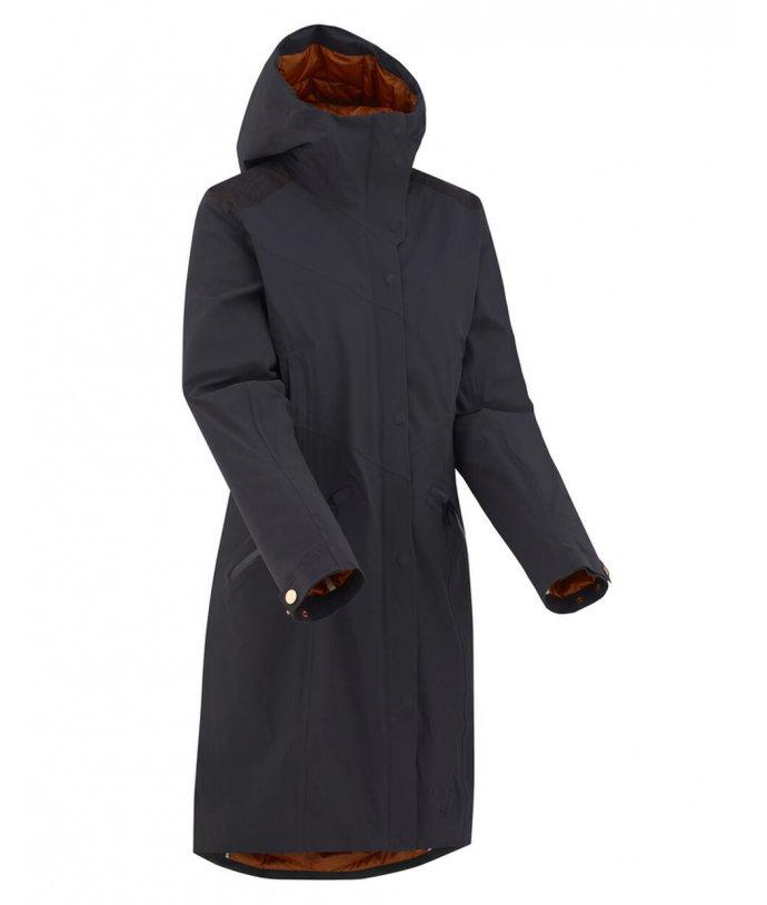 Luxusní dámský kabát VOSS LINE