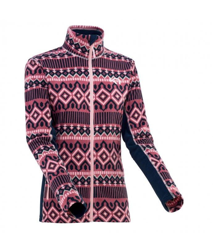 Dámská fleece mikina Kari Traa Rille Fleece