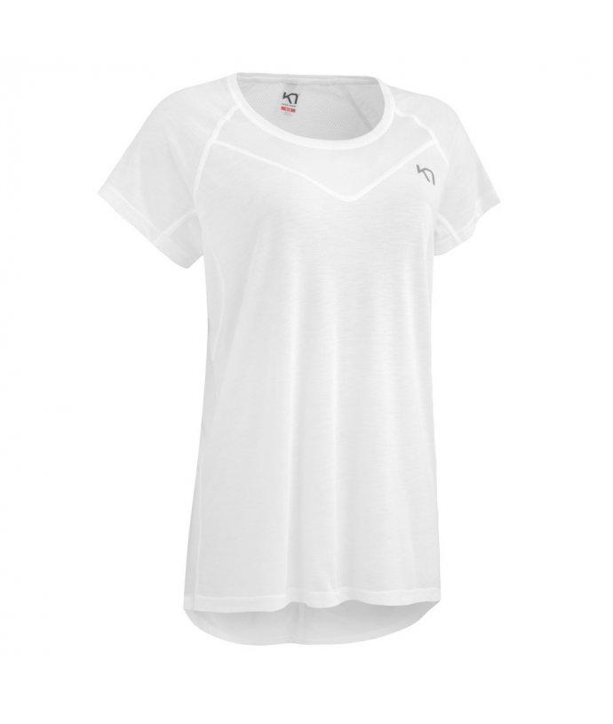 Dámské triko s krátkým rukávem Kari Traa Maria