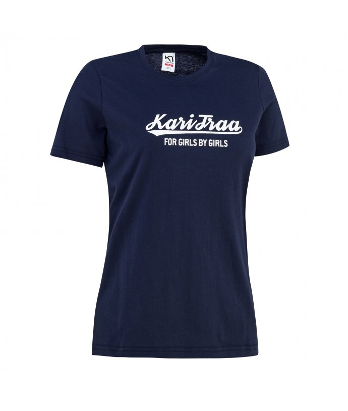 Dámské volnočasové tričko Kari Traa Mølster Tee