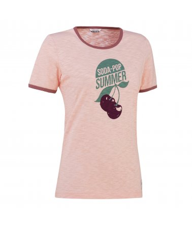 Dámské stylové triko s krátkým rukávem Kari Traa Songve