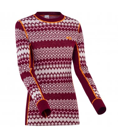 Dámské funkční triko s dlouhým rukávem Kari Traa Agnes LS
