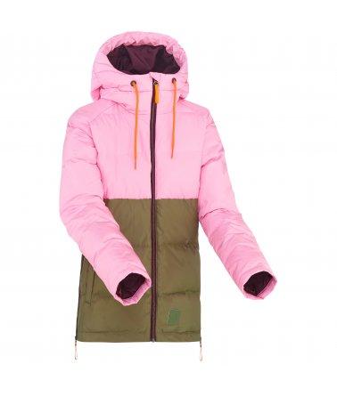 Dámská voděodolná péřová bunda Traa Astrid Jacket