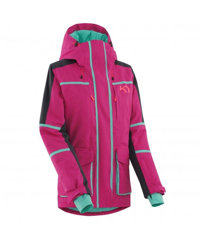Dámská nepromokavá lyžařská bunda Kari Traa Twister