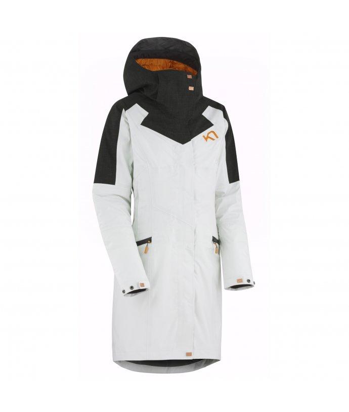 Luxusní kabát pro chladné dny Ygre Parka VOSS LINE