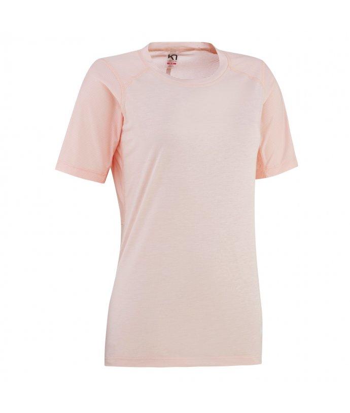 Dámské sportovní triko s krátkým rukávem Kari Traa Caroline