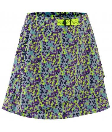 Dámská sportovní sukně s integrovanými šortkami Kari Traa Signe Skort