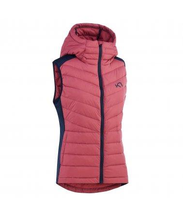 Dámská sportovní péřová vesta Kari Traa Eva Hybrid Vest