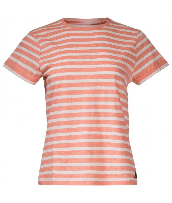 Dámské tričko z recyklované bavlny Oslo Re-Cotton W Tee