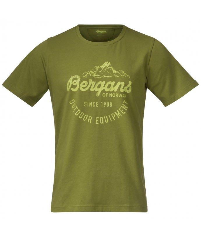 Pánské tričko krátkým rukávem Bergans Classic Tee