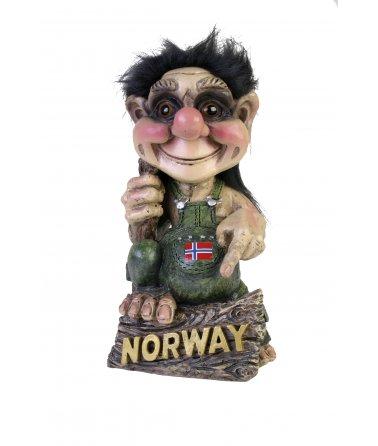 NORSKY TROLL S NÁPISEM NORWAY