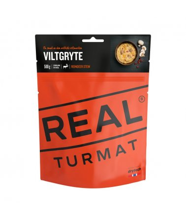 Real Turmat - Sobí maso na brusinkách s bramborem