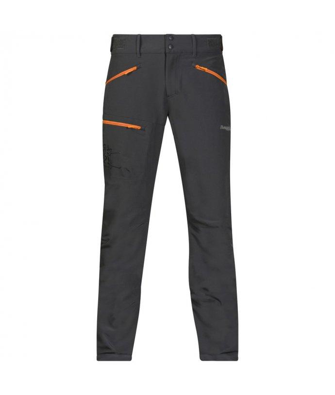 Pánské funkční softshellové kalhoty Bergans Brekketind