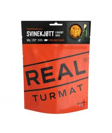 Real Turmat - Vepřové s rýží ve sladkokyselé omáčce