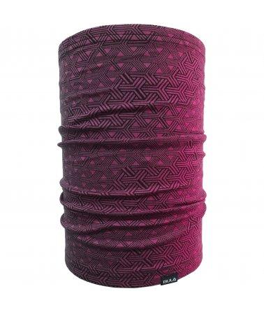 Multifunkční vlněná šala Bula Printed Wool Tube Unisex