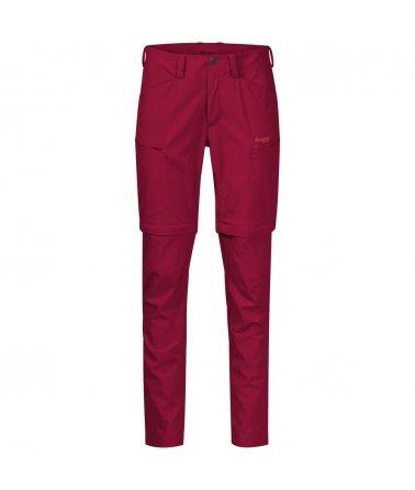 Dámské outdoorové kalhoty s odpínacími nohavicemi Bergans Utne ZipOff