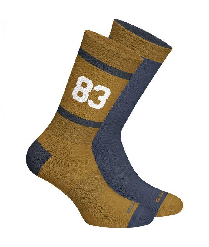 Pánské ponožky 2Pk Retro Wool Sock