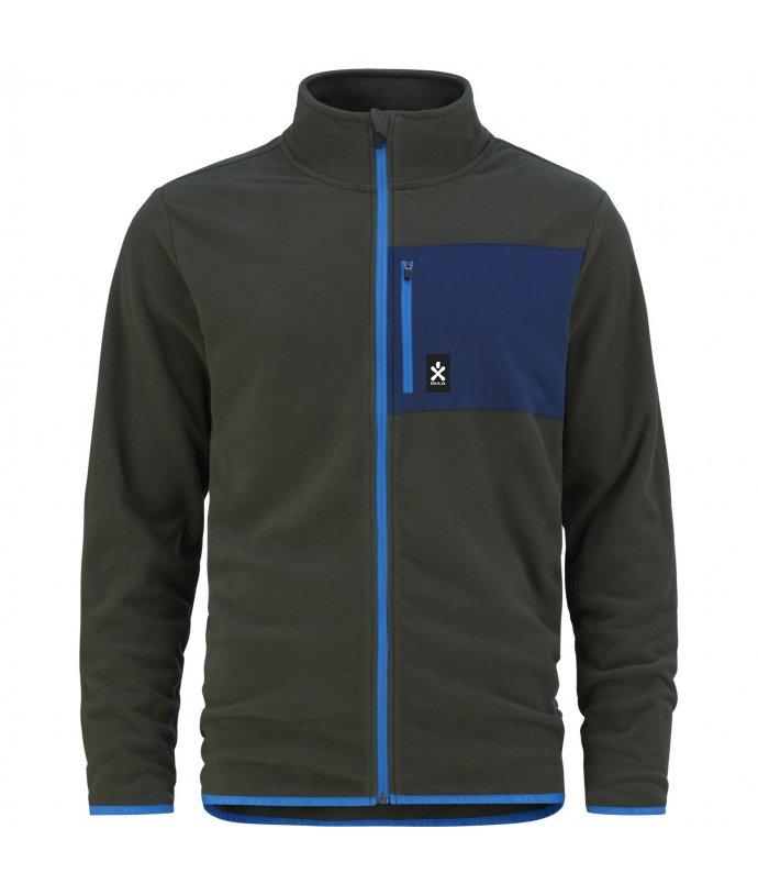 Pánská fleecová mikina Fleece Jacket Bula