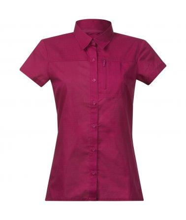 Bergans Sletta Lady Shirt Short Sleeves, košile s krátkým rukávem, dámská