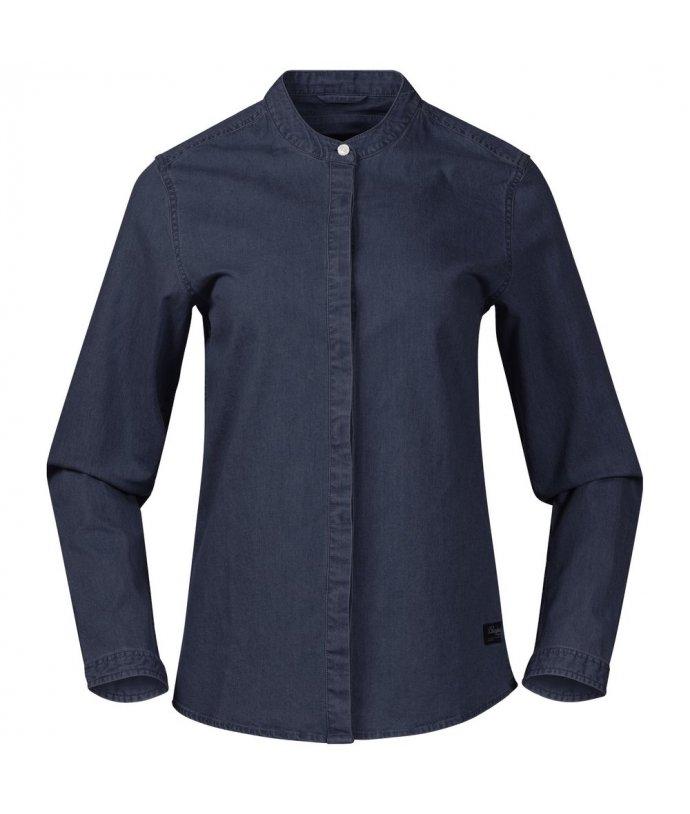 Dámská pohodlná košile Bergans Oslo Women Shirt
