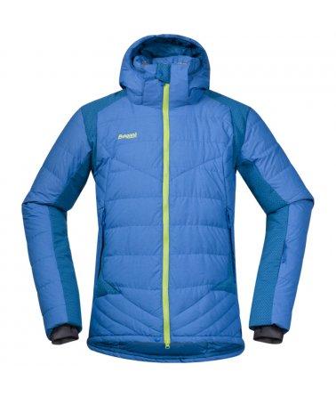 Pánská péřová lyžařská bunda Bergans Rjukan