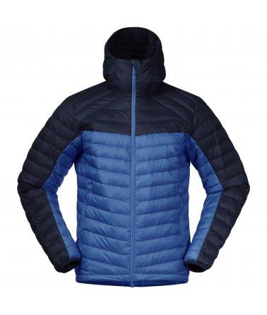Pánská voděvzdorná péřová bunda Røros Down Light Jacket w/Hood