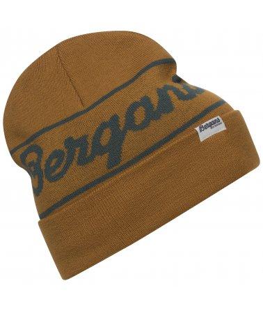 Zimní čepice Bergans Logo Beanie