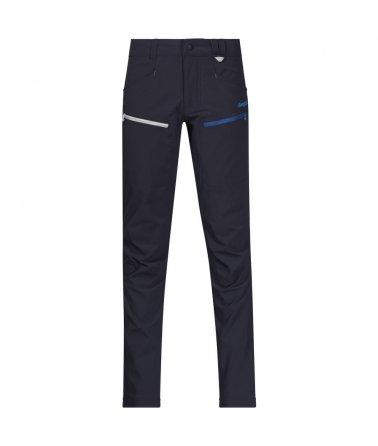 Dívčí lehké outdoorové rychleschnoucí kalhoty Bergans Utne Youth Girl Pants