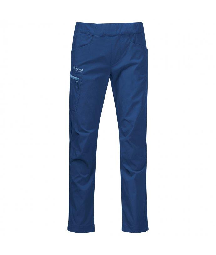 Dětské softshellové kalhoty Bergans Lilletind V2 Light