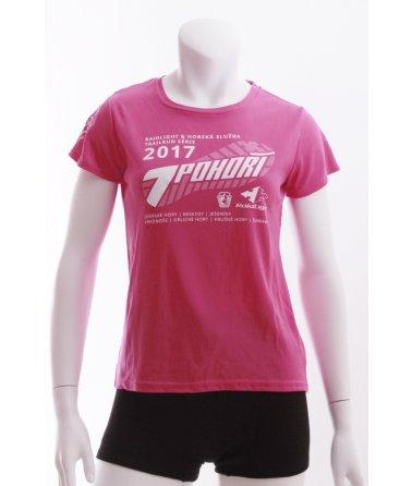 Raidlight 7 pohoří, Sportovní tričko, dámské