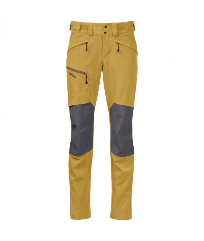 Dámské outdoorové softshellové kalhoty Bergans Rabot 365 Hybrid W Pants