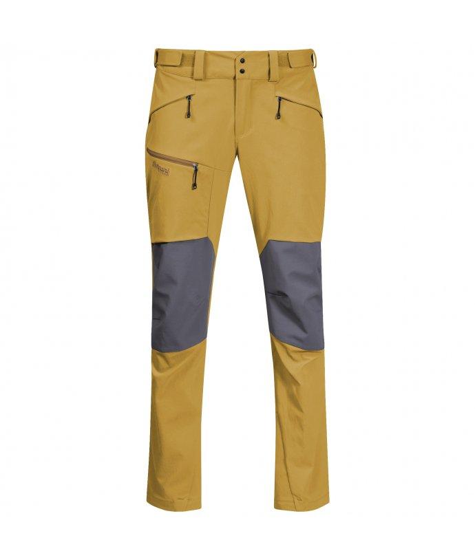 Pánské outdoorové softshellové kalhoty Bergans Rabot 365 Hybrid Pants