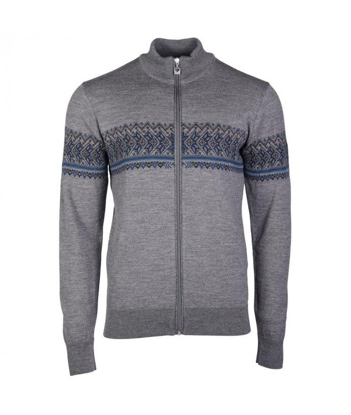 Pánský vlněný sportovní svetr z 100% merino vlny, Dale Hovden