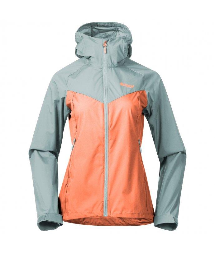 Dámská větruodolná outdoorová bunda Bergans Microlight W Jacket