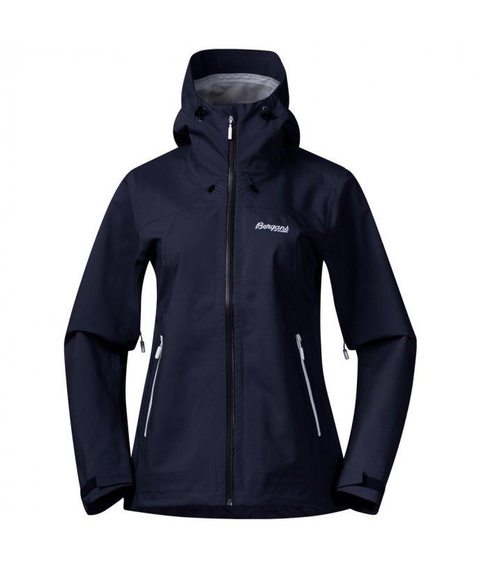 Dámská nepromokavá bunda pro náročné aktivity Bergans Breheimen 3L W Jacket