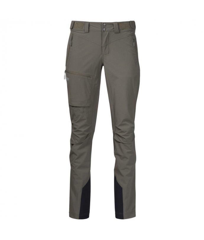Dámské softshellové outdoorové kalhoty Bergans Breheimen Softshell W Pants