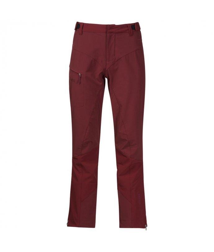 Větruvzdorné kalhoty Bergans Robust Softshell Women Pants
