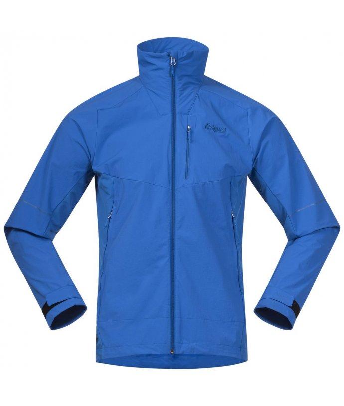 Pánská softshellová hybridní bunda Bergans Slingsby LT Softshell Jacket