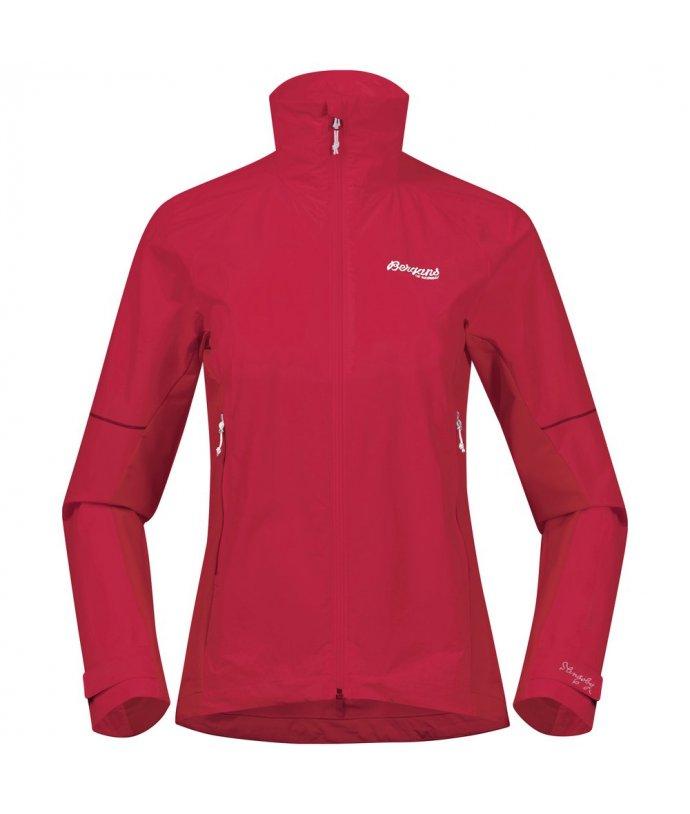 Dámská softshellová hybridní bunda Bergans Slingsby LT Softshell W Jacket