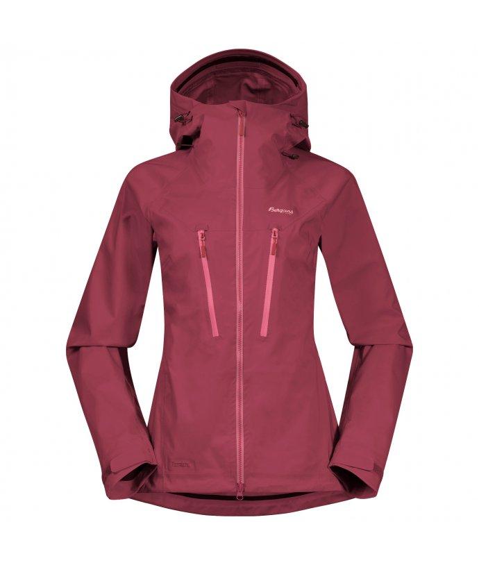 Dámská softshellová bunda Bergans Cecilie Mountain Softshell Jacket