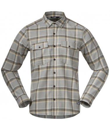 Pánská bavlněná outdoorová košile Bergans Tovdal