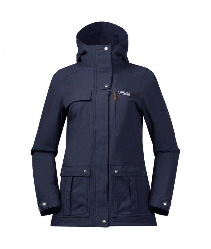 Dámská prodloužená outdoorová bunda Bergans Nordmarka W Jacket