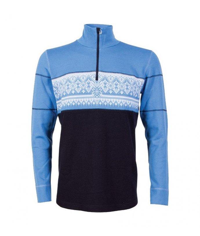 Pánský super lehký vlněný svetr Dale Rondane