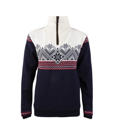 Dámský lehký sportovní svetr s membránou Dale Glittertind