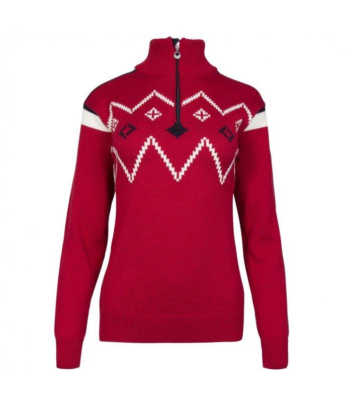 Dámský vlněný svetr