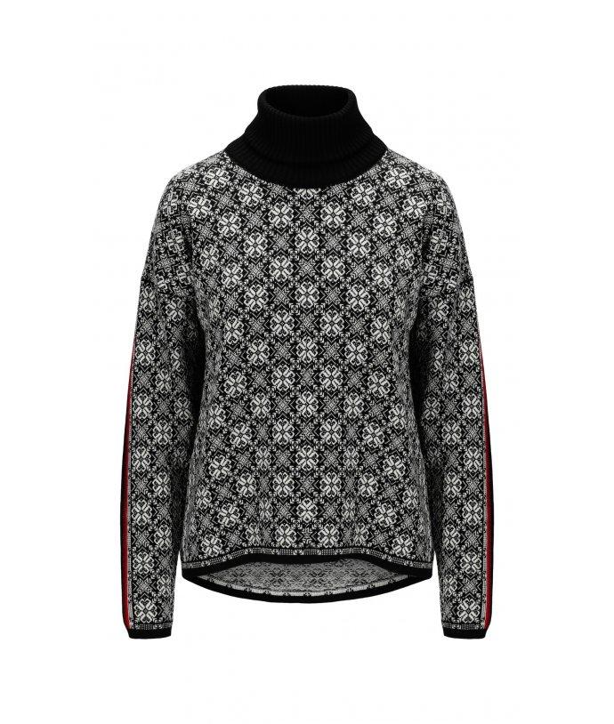 Dámský vlněný svetr Firda Fem Sweater