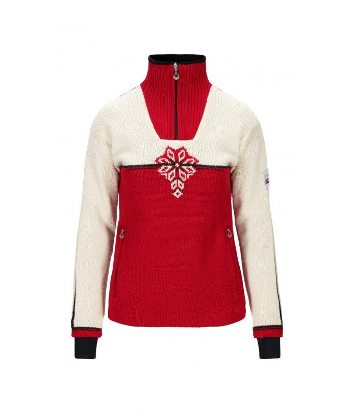Dámský větruodolný a voděodolný svetr Veskre WP sweater feminine