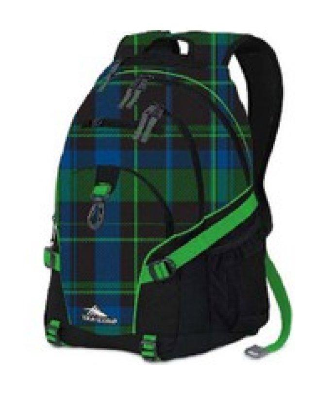 Lyell School Backpack školní batoh
