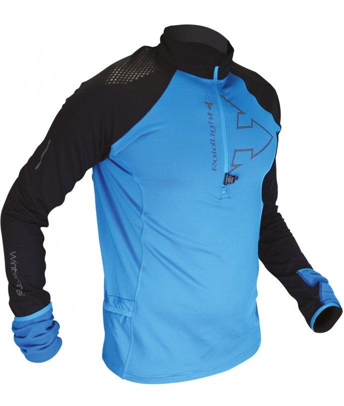Pánská zimní běžecká mikina Raidlight Wintertrail Top