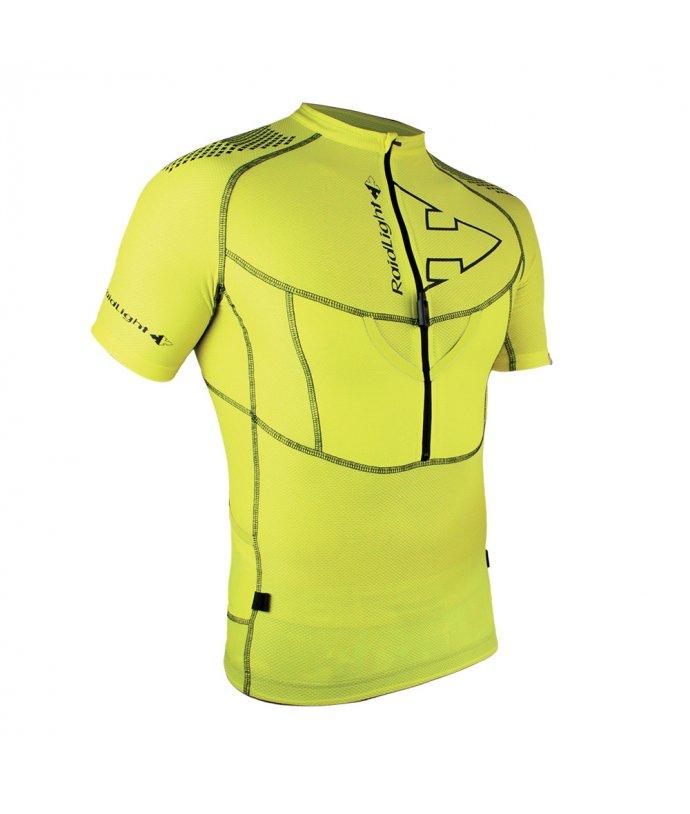 Pánské technické běžecké tričko Raidlight XP Fit 3D
